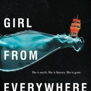 {Bee Reviews} The Girl From Everywhere by Heidi Heilig