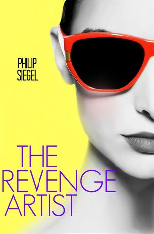 {Hidden Stars ~ Review & Interview} The Revenge Artist by Philip Siegel