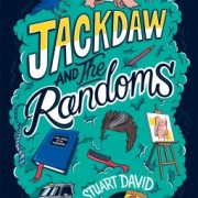 {Bieke Reviews} Jackdaw and the Randoms by Stuart David