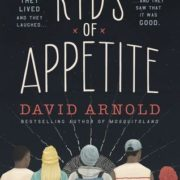 Bee Reviews KIDS OF APPETITE by David Arnold