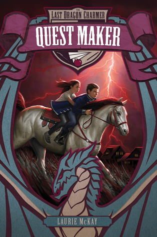 {Hidden Stars ~ Review & Giveaway} Quest Maker by Laurie McKay