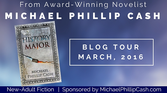 The History Major Blog Tour Header