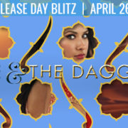 {Release Day Blitz} The Rose & the Dagger by Renée Ahdieh