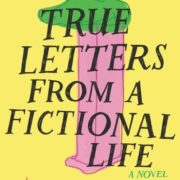 {Bee's Reviews} True Letters from a Fictional Life by Kenneth Logan ~ Very Enjoyable & Cute