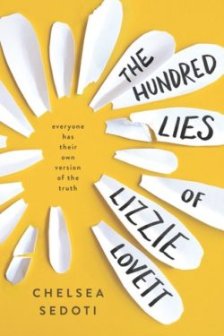 Bee Reviews THE HUNDRED LIES OF LIZZIE LOVETT by Chelsea Sedoti