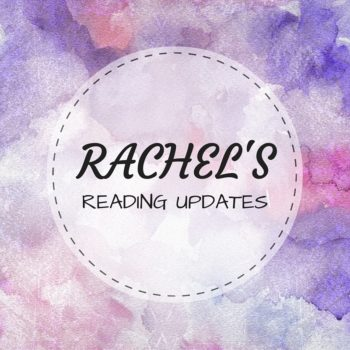 Copy of Rachel's Reading Updates Logo