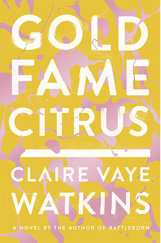 gold frame citrus