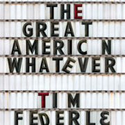 {Bee Reviews} The Great American Whatever by Tim Federle ~ Quinn is One of my Fave Characters Ever