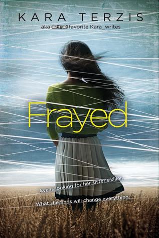 {Bee Reviews} Frayed by Kara Terzis ~ An Excellent Debut Novel