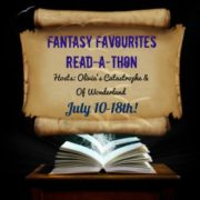 Fantasy Favorites Read-a-Thon ~ Introduction Post