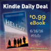 Hello? by Liza Wiemer is Kindle's Daily Deal!
