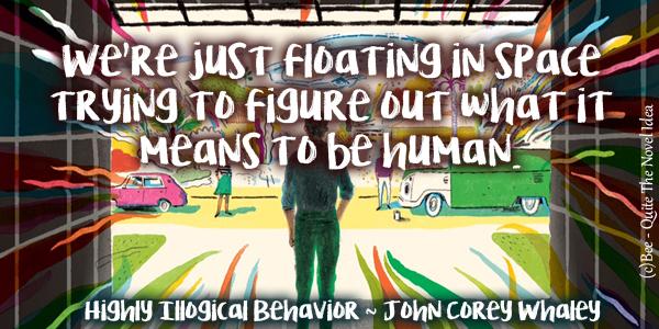 Highly Illogical behavior banner