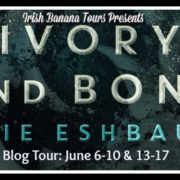 {Blog Tour | Q&A | Giveaway} Ivory & Bone by Julie Eshbaugh
