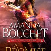 {Liza Reviews} A Promise of Fire by Amanda Bouchet