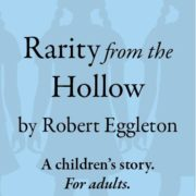 {Guest Post} Robert Eggleton on Comfort Zones in Literature and Reality