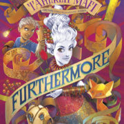 {Leah Reviews} Furthermore by Tahereh Mafi