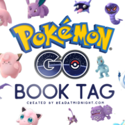 The Pokemon Go Book Tag