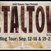 {Blog Tour, Review & Giveaway} Metaltown by Kristen Simmons