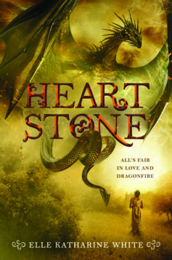 {Liza Reviews} Heartstone by Elle Katharine White