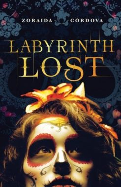 {Leah Reviews} Labyrinth Lost by Zoraida Cordova