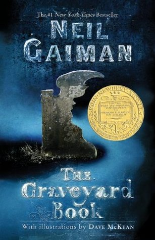 The Graveyard Book