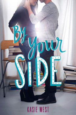 {Liza Reviews} By Your Side by Kasie West