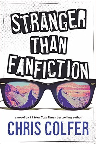 STRANGER THAN FANFICTION by Chris Colfer // From Flipping The Channel to Flipping the Page + Giveaway