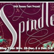 {Blog Tour, Review & Giveaway} Spindle by E.K. Johnston