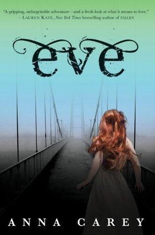 {Effie Reviews} Eve by Anna Carey