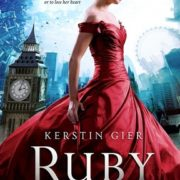{Effie Reviews} Ruby Red by Kerstin Gier