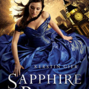 {Effie Reviews} Sapphire Blue by Kerstin Gier