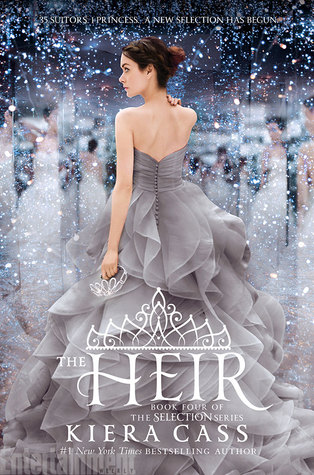 {Effie and Bee do a Discussion Review} The Heir by Kiera Cass