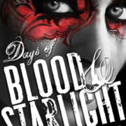 {Effie Reviews} Days of Blood & Starlight by Laini Taylor