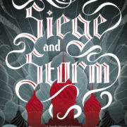 {Effie Reviews} Siege and Storm by Leigh Bardugo