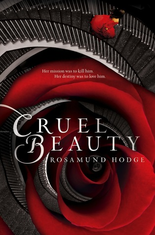 {Effie Reviews} Cruel Beauty by Rosamund Hodge