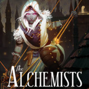 {Liza Reviews} The Alchemists of Loom by Elise Kova