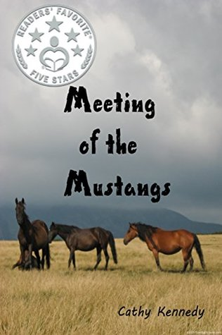 Meeting of the Mustangs by Cathy Kennedy