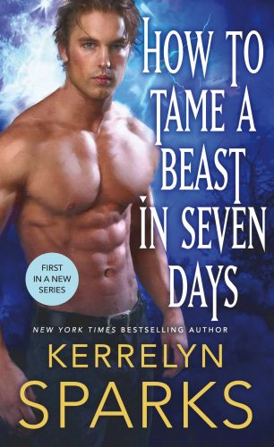 {Blog Tour and Review} How to Tame a Beast in Seven Days by Kerrelyn Sparks