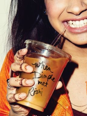 Bee Reviews WHEN DIMPLE MET RISHI by Sandhya Menon