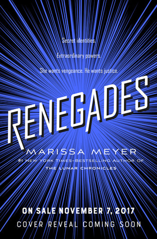 {Waiting on Wednesday} Renegades // North of Happy