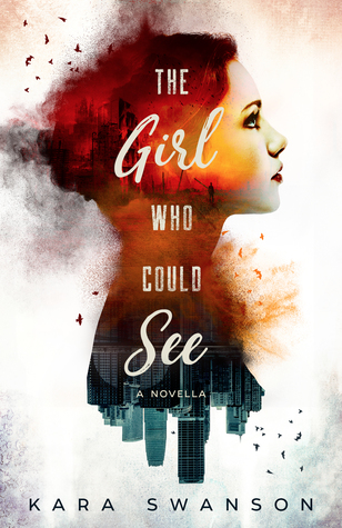 {Waiting on Wednesday} The Girl Who Could See A Line In The Dark