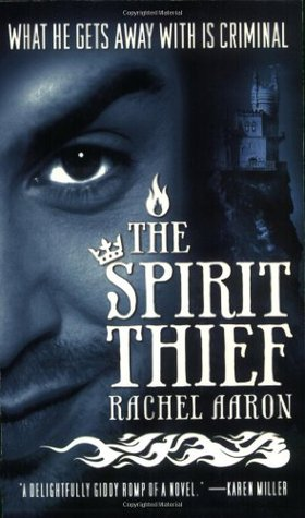 Bee Reviews THE SPIRIT THIEF by Rachel Aaron // A Lot of Fun With Wonderful Characters… But Not Much Else?