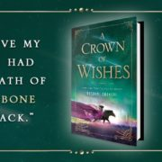 {Blog Tour, Excerpt and Review} A Crown of Wishes by Roshani Chokshi