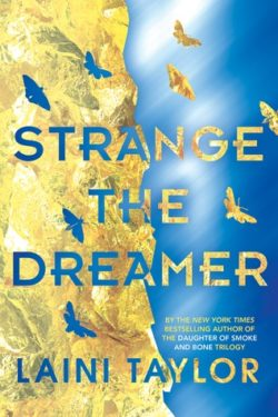 {Giveaway} Strange The Dreamer by Laini Taylor
