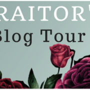 {Blog Tour and Alternate Book Cover} The Traitor's Kiss by Erin Beaty