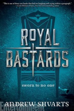 Bee Mini-Reviews ROYAL BASTARDS & HERE LIES DANIEL TATE