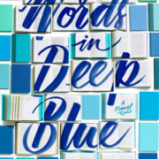 {Leah Reviews} Words In Deep Blue by Cath Crowley
