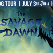 {Blog Tour, Excerpt, and Giveaway} The Savage Dawn by Melissa Grey