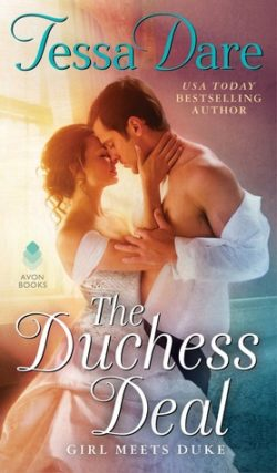 {Liza Reviews} The Duchess Deal by Tessa Dare