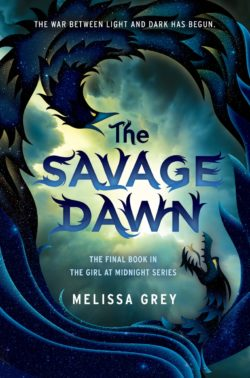 {Liza Reviews} The Savage Dawn by Melissa Grey